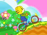 Поездка на велосипеде