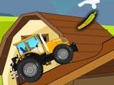 Гонки на тракторе