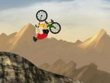 Вызов горному велосипеду