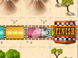 Лабиринт для поезда