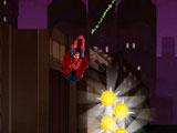 Человек-паук спасает детей