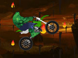 Мотоцикл Халка