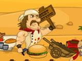 Сумасшедший бургер 3