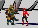 Могучие рейнджеры: Война Проклятого