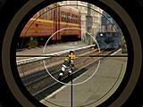 Перестрелка на железной дороге