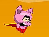 Экстримальная свинья