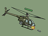 Вертолет 2: Бомбардировщик