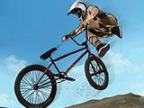 Профессиональные трюки на BMX
