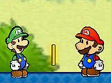 Марио и Луиджи идут домой