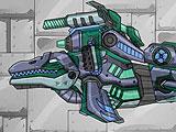 Дино робот - Мозазавр