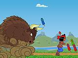 Бег индейца апачи