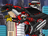 Дино робот: Аллозавр