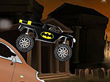Испытание Бэтмена на монстр трак