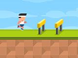 Олимпийский прыжок