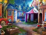 Цирк: гаражная распродажа