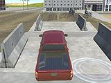 3D симулятор парковки