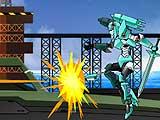 Эпический бой роботов