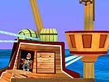 Лучшая перестрелка: Пиратский корабль