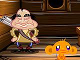 Счастливая обезьянка вперед: четыре мира 2