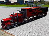 3D парковка: грохот грузовика