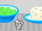 Побег мышонка из холодильника