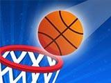 Баскетбол: Мяч в корзине