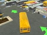 Парковка школьного автобуса