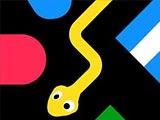 Цветная змея