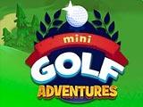 Мини гольф приключение