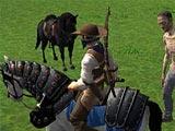 Симулятор ковбоя всадника