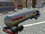 Симулятор грузовика-бензовоза