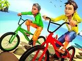 Велосипедные трюки 3Д