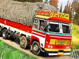 Азиатский грузовик