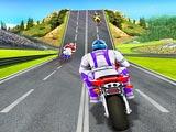 Экстремальные гонки на мотоцикле