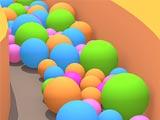 Песочные шарики