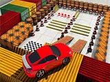 3Д симулятор парковки