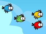 Флеппи сумасшедшие птицы