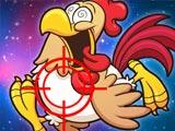Веселая курица шутер 3Д