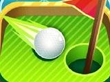 Мини-гольф приключение
