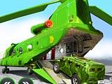 Симулятор армейского транспорта