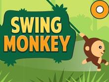 Качели обезьяны