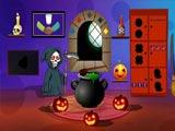 Жуткий Хэллоуин