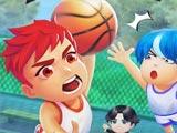 Звезда баскетбола