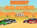 Автомобильные гонки в пустыне