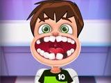 Бен 10 лечит зубы